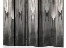 Paraván - Grey Citadel II [Room Dividers]